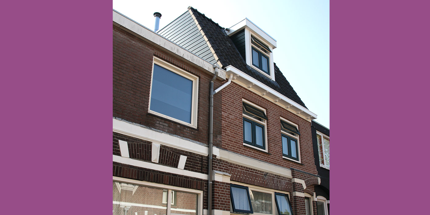 Verbouwing Aanleg opbouw Assendorp Zwolle