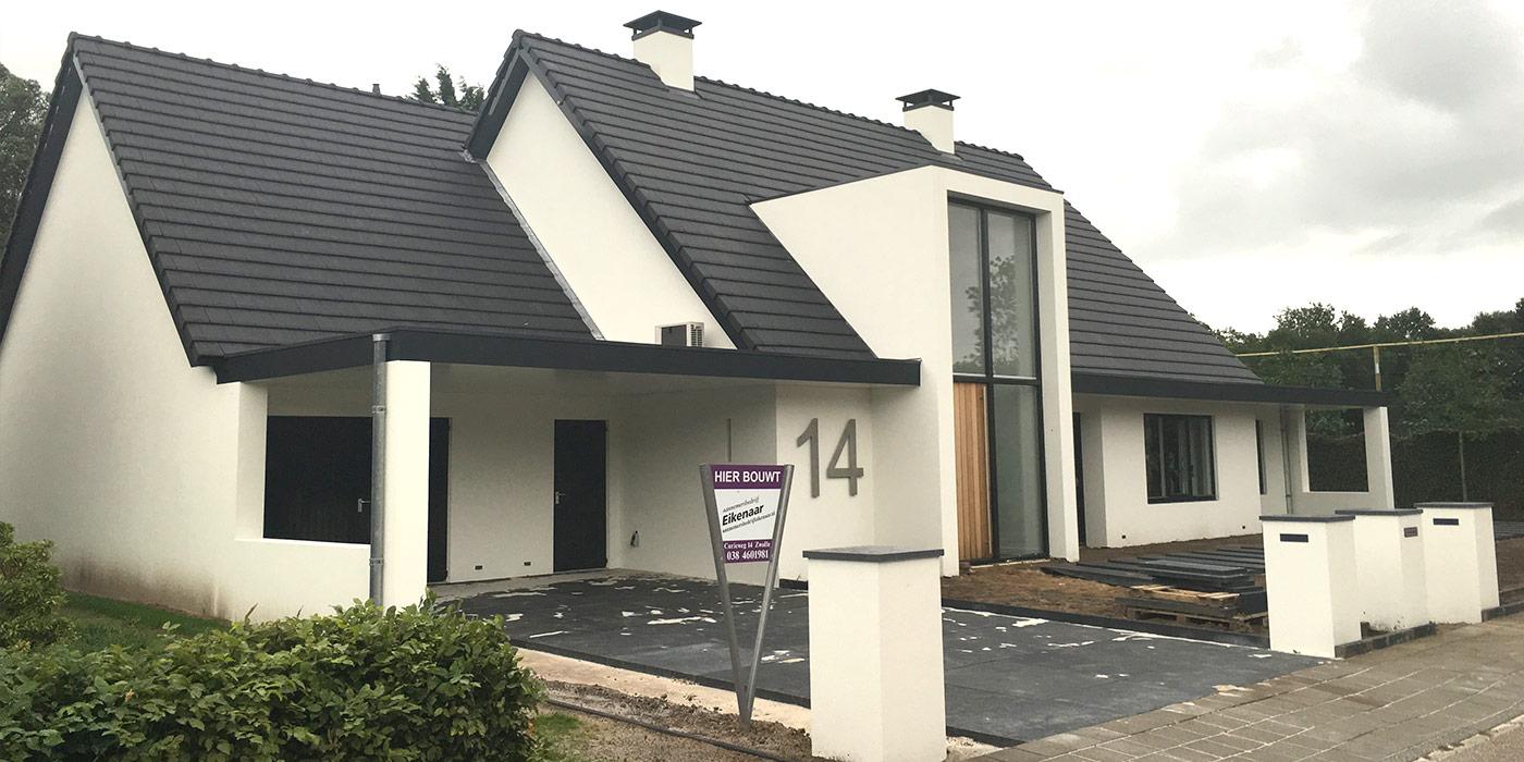 Volledige verbouwing/renovatie bungalow